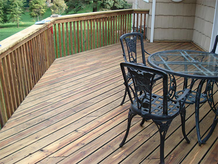 Outdoor Deck In Ramsey, NJ