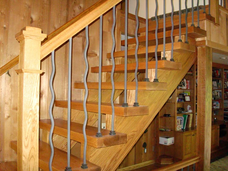Laminate Flooring and Staircase In Ramsey, NJ